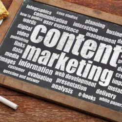 roi for content marketing
