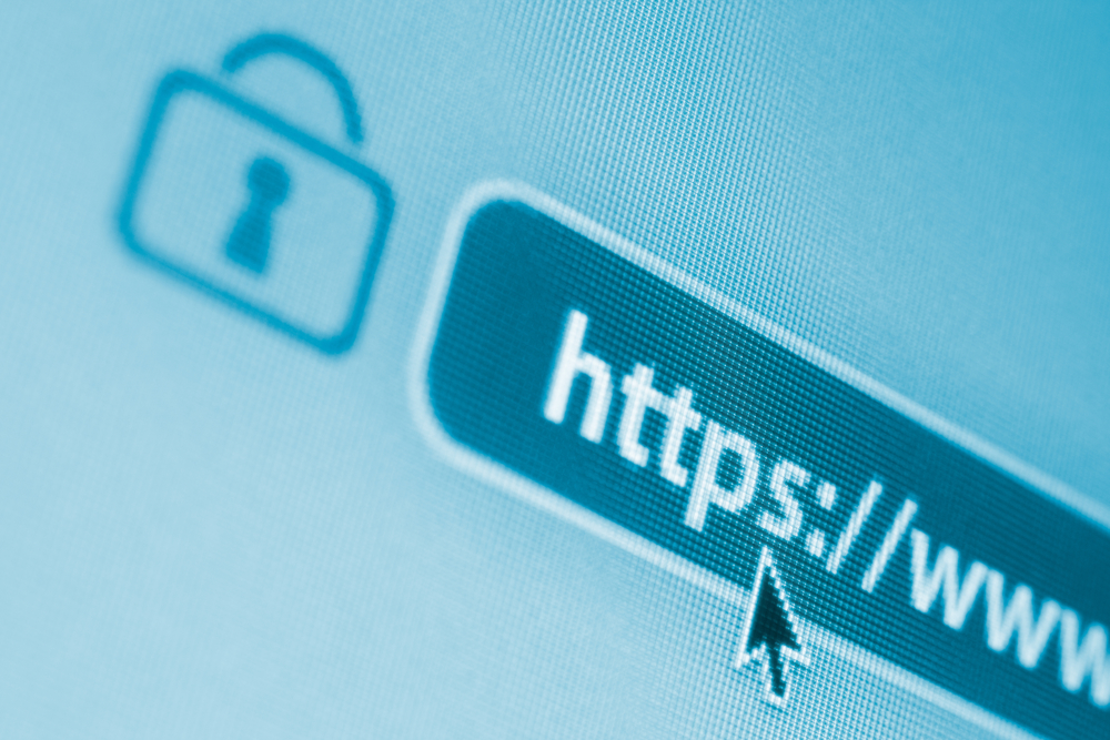 switch from http to https