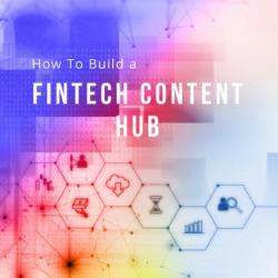 fintech content hub