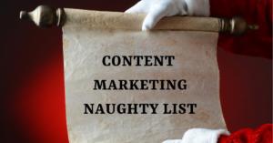 successful content marketing