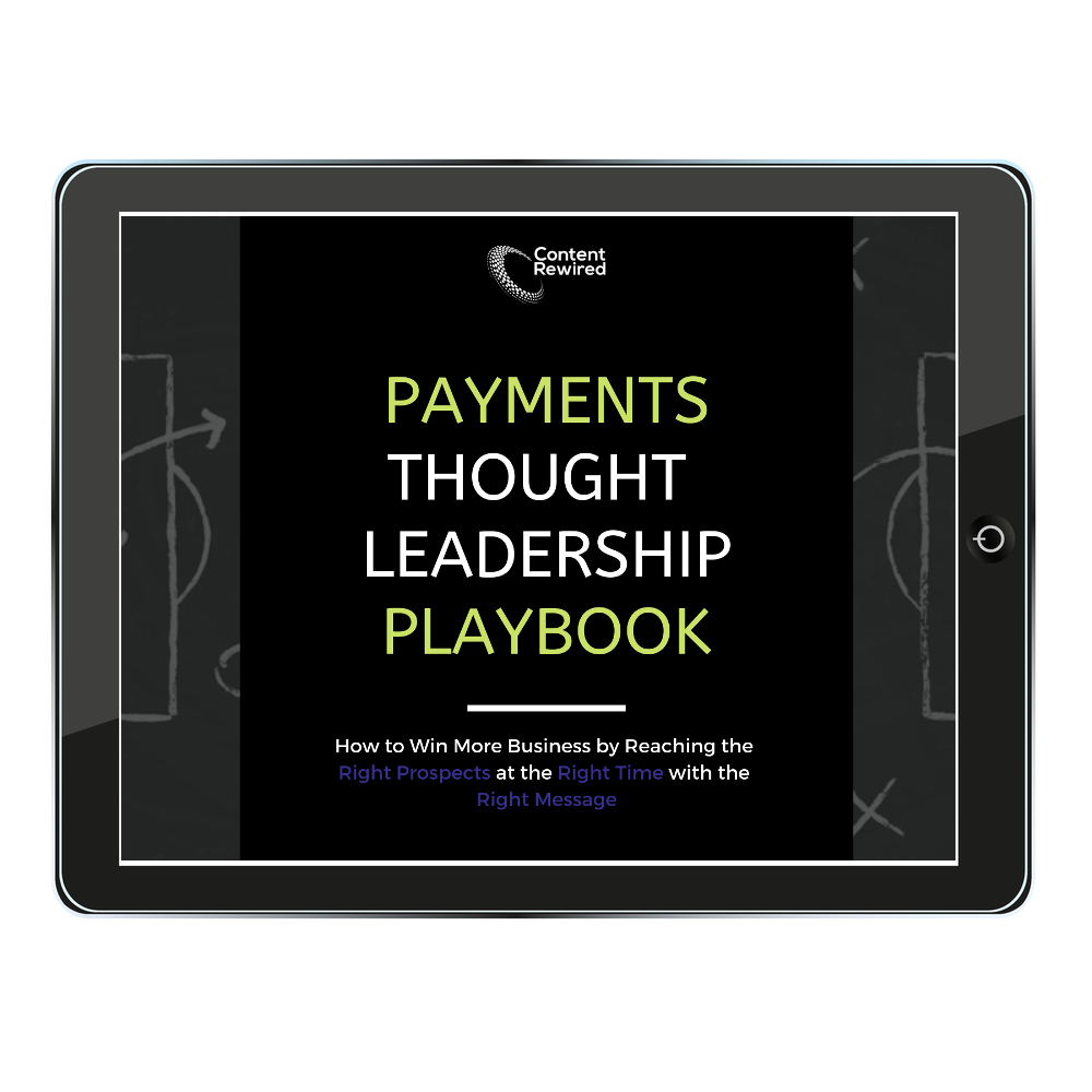 payments thought leadership