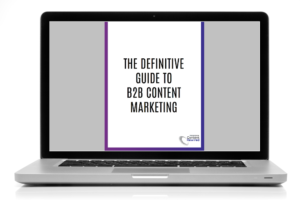 b2b content marketing guide