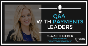 Payments Q&A Scarlett Sieber