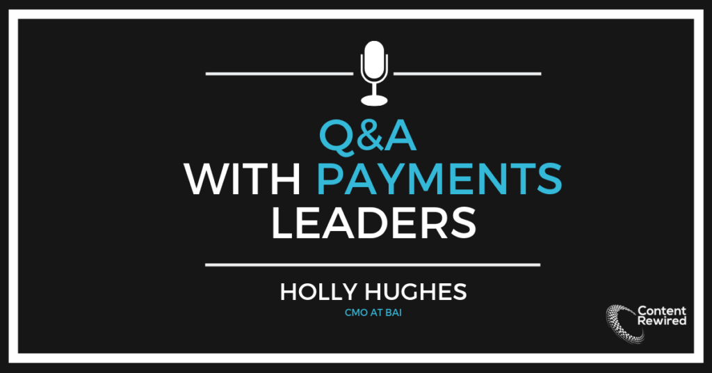 Payments Q&A Holly Hughes)