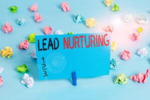 fintech lead nurture
