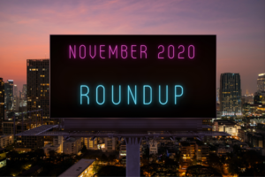 November 2020 fintech marketing stories