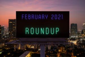 February Fintech Roundup 2021
