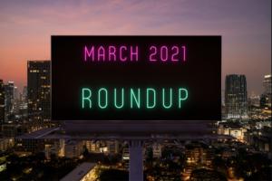 march 2021 fintech marketing roundup